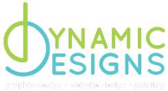 Dynamic Designs  | Graphic Design | Website Design | Printing